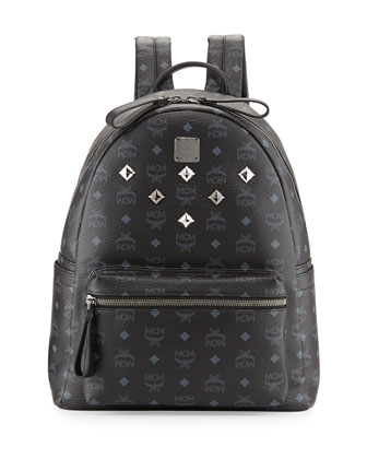 Sprinkle Logo-Print Backpack, Black