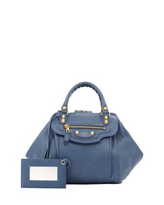 Giant 12 Zip Traveler Backpack, Bleu Persan