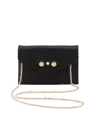 Tina Crossbody Bag, Black