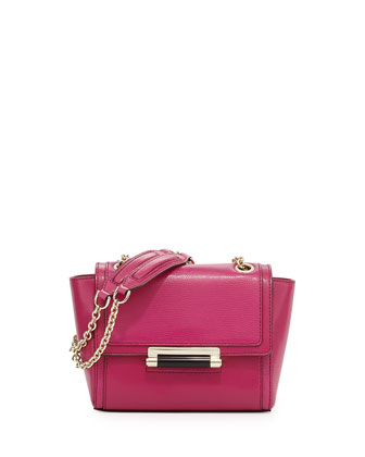 440 Mini Mixed Metallic Shoulder Bag, Pink