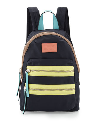 Domo Arigato Mini Packrat Backpack, Atlantic Ocean