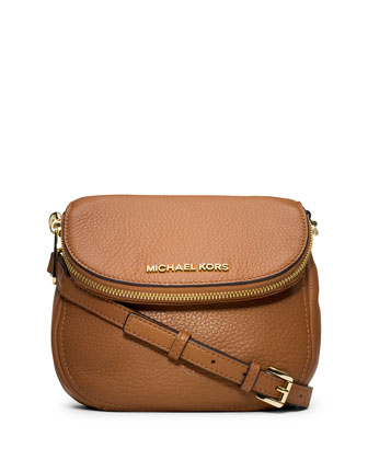 Bedford Flap Crossbody Bag, Luggage