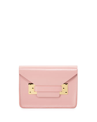 Hilner Mini Clutch Bag, Pink