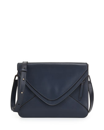 Slash Mini 2.0 Envelope Bag, Navy