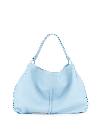 Cervo Shoulder Bag, Ciel Baby Blue