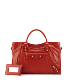 Giant 12 Golden City Bag, Rouge