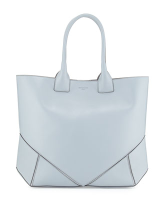 Easy Medium Tote Bag, Gray