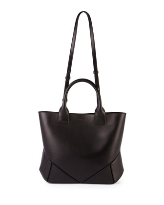 Easy Small Tote Bag, Black