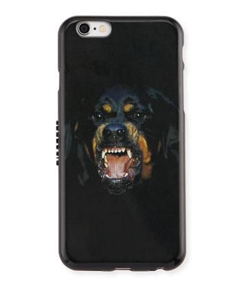 Rottweiler iPhone?? 6 Case, Black Multi