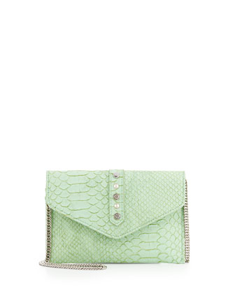 Arabella Mini Crossbody Bag, Mint