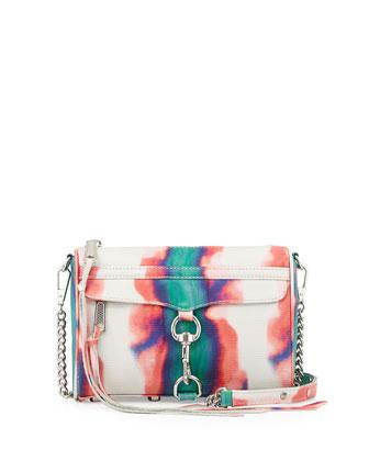 Mini MACi Tie-Dye Crossbody Bag