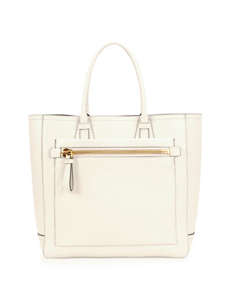 Tote Bag, White