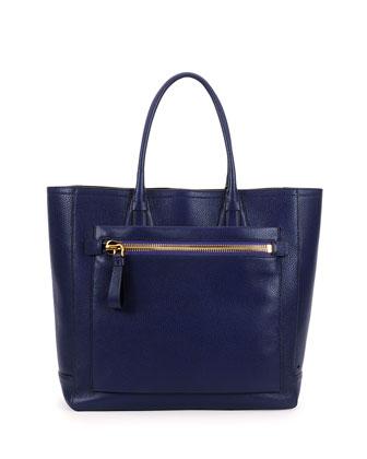 Tote Bag, Cobalt