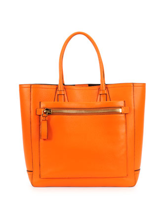 Tote Bag, Orange