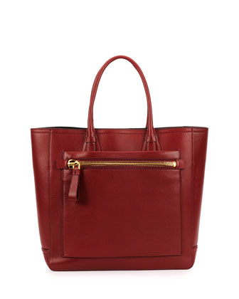 Tote Bag, Ruby