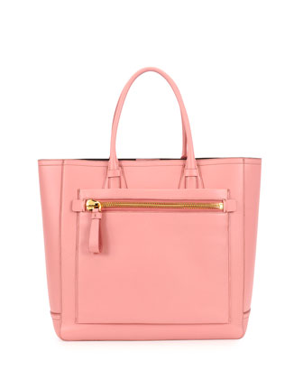 Tote Bag, Light Pink