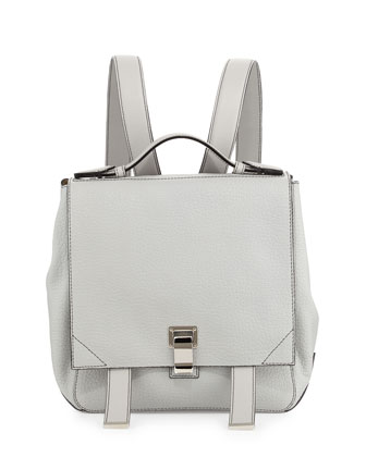 PS Courier Small Backpack, Pearl