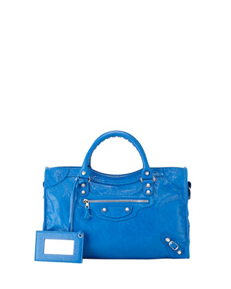 Giant 12 City Bag, Blue