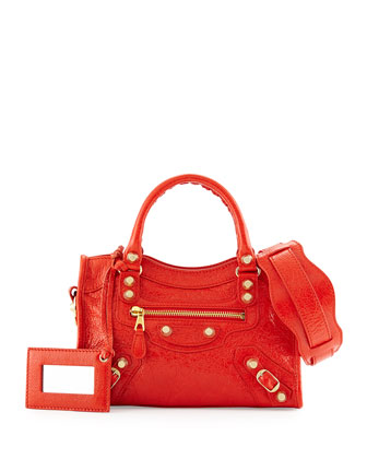 Giant 12 City Mini Bag, Red