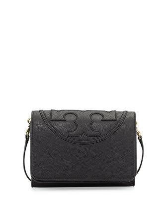 All-T Combo Crossbody Bag, Black