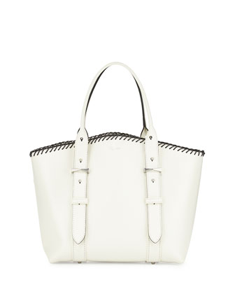 Legend Small Whipstitch Shopper Bag