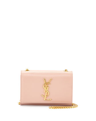 Monogramme Small Crossbody Bag, Pale Blush