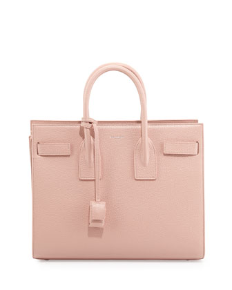 Sac de Jour Small Carryall Bag, Pale Blush