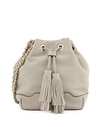 Lexi Bucket Bag, Putty