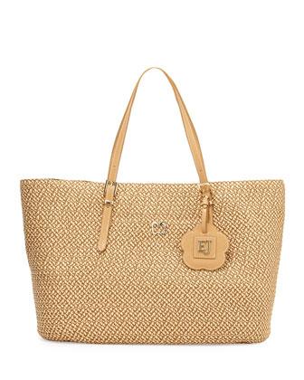 Squishee Jav III Tote Bag, Peanut