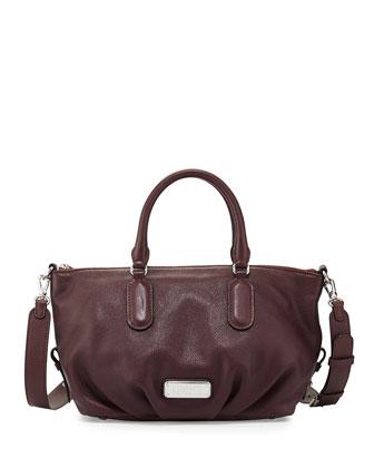 New Q Legend Tote Bag, Cardamom