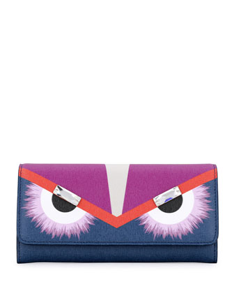 Continental Monster Wallet, Multi
