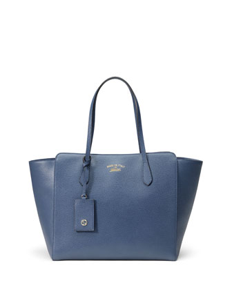Swing Medium Tote Bag, Blue