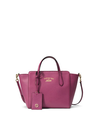 Swing Mini Crossbody Tote Bag, Pink