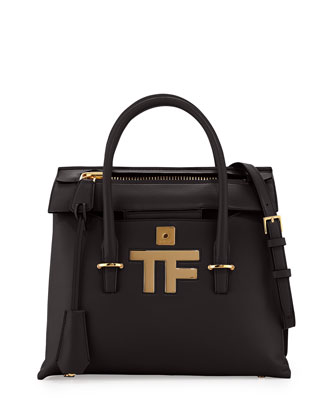 Icon Mini Tote Bag, Black