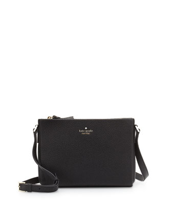 holden street lilibeth crossbody bag, black