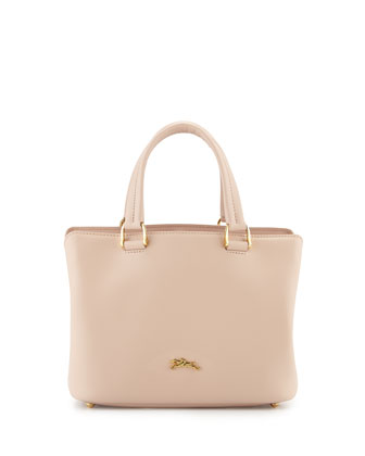 Honore 404 Small Tote Bag, Powder Pink