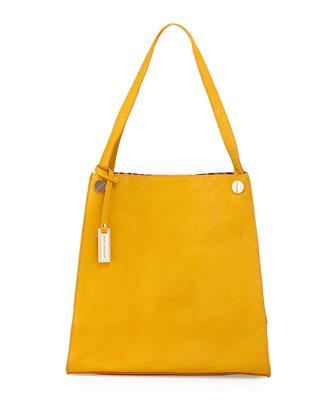 Wonder Zip Tote Bag, Sunflower