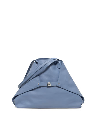 Ai Medium Cervo Tote Bag, Sky