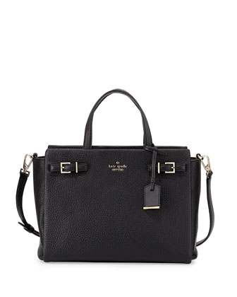 holden street lanie tote bag, black