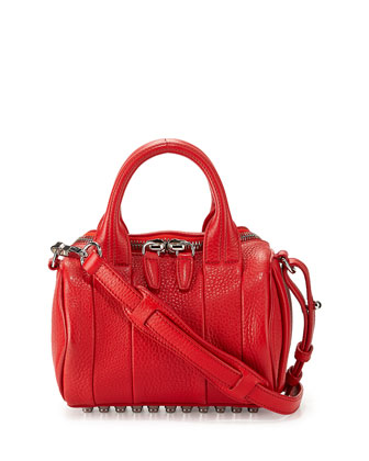 Mini Rockie Dumbo Pebbled Duffel Bag, Cult