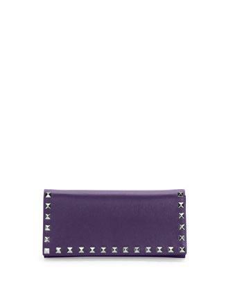 Rockstud Wallet-on-Chain, Purple