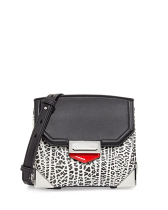 Prisma Marion Crossbody Bag, Light Concrete