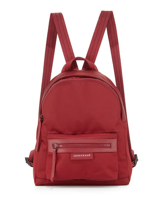 Le Pliage Neo Backpack, Opera Red