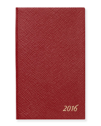 2016 Panama Diary, Red
