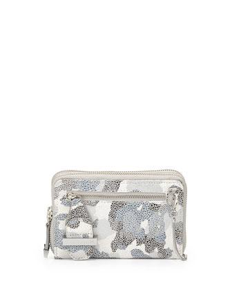 Wallet Clutch Evening Bag, White