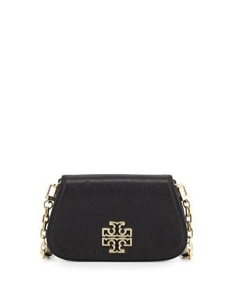 Britten Mini Crossbody Bag, Black