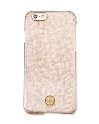 Robinson Logo iPhone 6 Case, Rose Gold