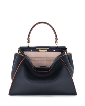Peekaboo Medium Satchel Bag