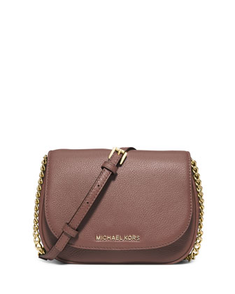 Bedford Small Crossbody Bag, Dusty Rose