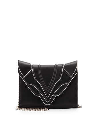 Felina Mignon Sensua Shoulder Bag, Black